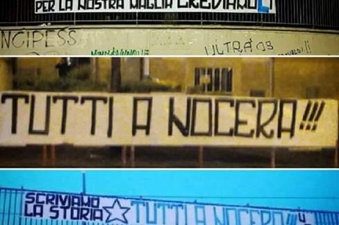Chiamata alla mobilitazione dei sostenitori biscegliesi per la trasferta di Nocera inferiore