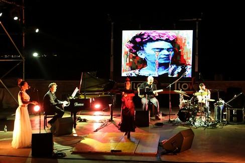 Bisceglie jazz festival - omaggio a Frida Kahlo tra jazz e flamenco