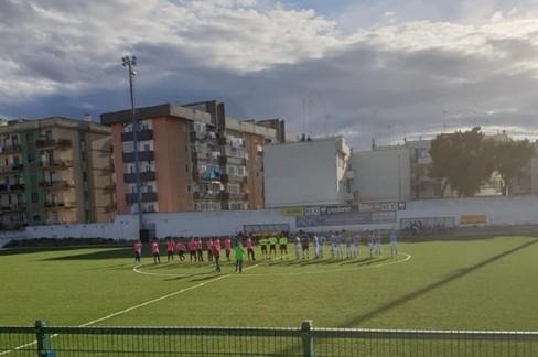 Unione Calcio Bisceglie-Atletico Vieste