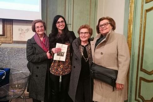 Libro Elisabetta La Groia. <span>Foto Serena Ferrara</span>