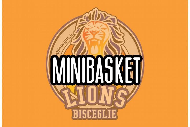 Minibasket Lions, via ai corsi e iscrizioni aperte