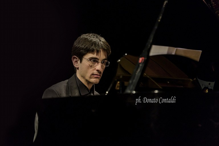 Mirco Ceci (Foto Donato Contaldi)