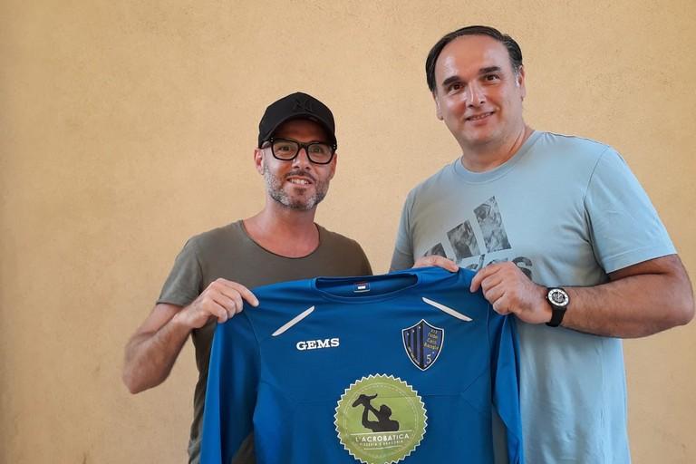 Maurizio Di Pinto nuovo allenatore Futbol Cinco Bisceglie. <span>Foto Nico Colangelo</span>