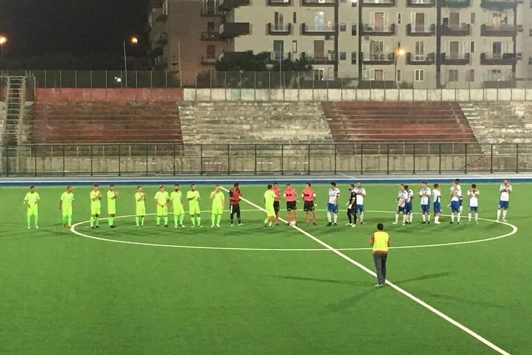 Molfetta Calcio-Unione Calcio Bisceglie