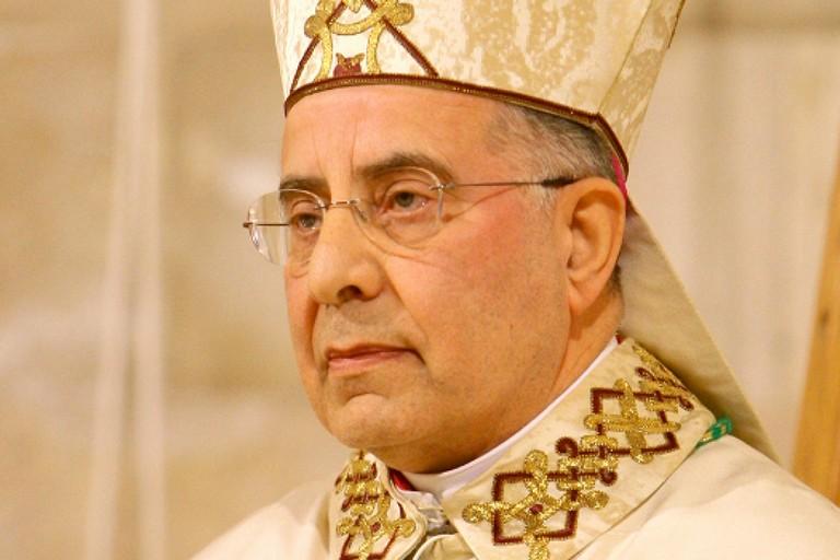Monsignor Giovan Battista Pichierri