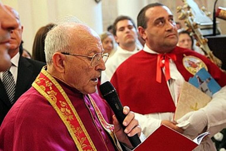 Monsignor Savino Giannotti