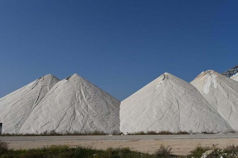 Montagne di sale