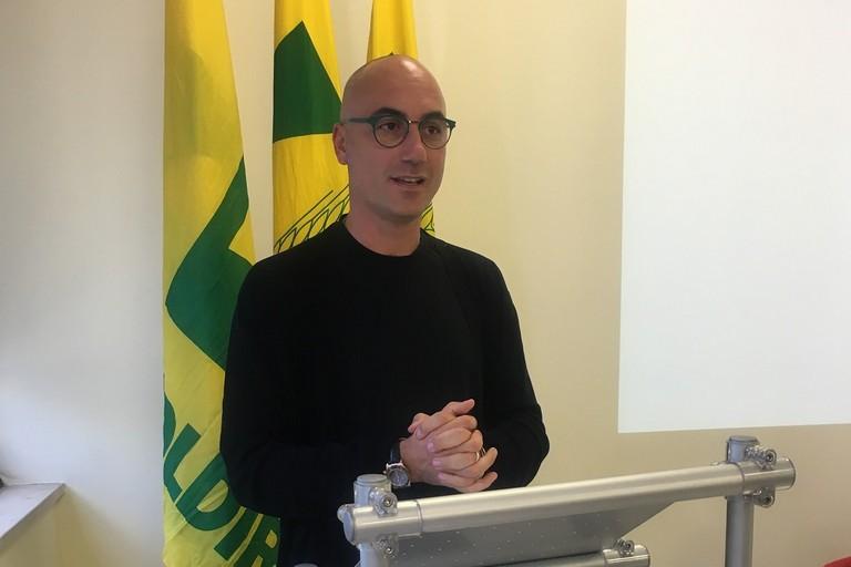 Savino Muraglia, presidente Coldiretti Bari-Bat