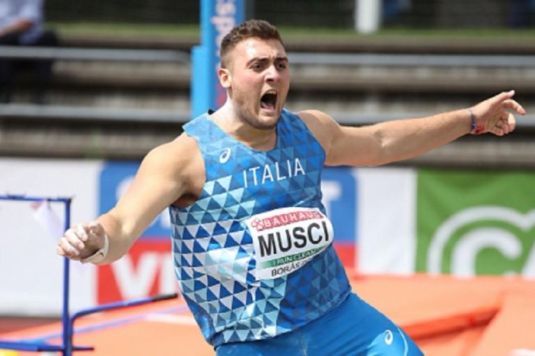 Carmelo Musci. <span>Foto Colombo-Fidal</span>