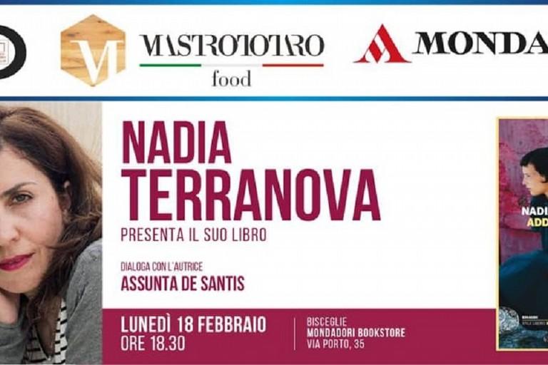 Nadia Terranova presenta il libro