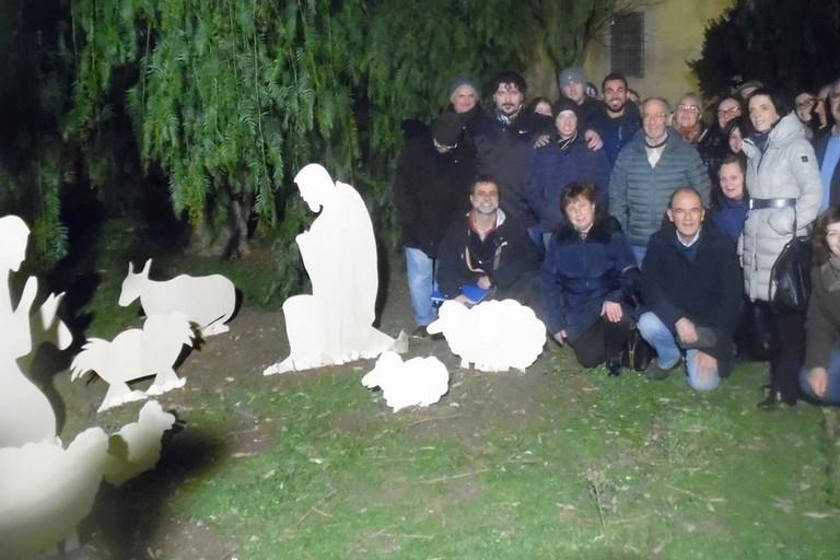 Tradizione e artigianato, ecco la Natività della cooperativa Temenos