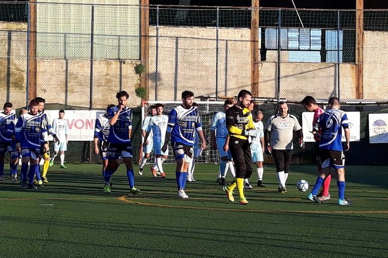 Uno scatto del match dello scorso 27 ottobre (Foto Nico Colangelo)