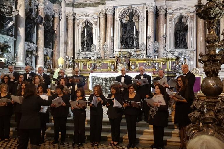 Il gruppo polifonico biscegliese New Chorus