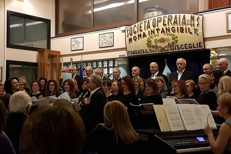 Concerto del New Chorus a Roma Intangibile