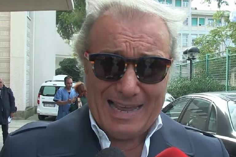 Il leader del sindacato Usppi Nicola Brescia