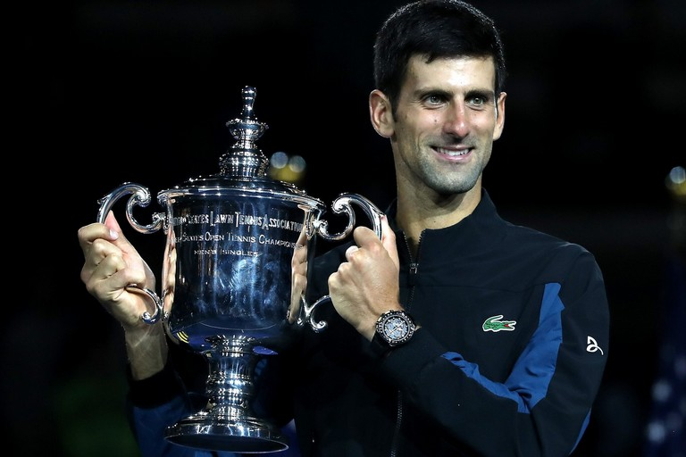 Novak Djokovic vince gli Us Open 2018