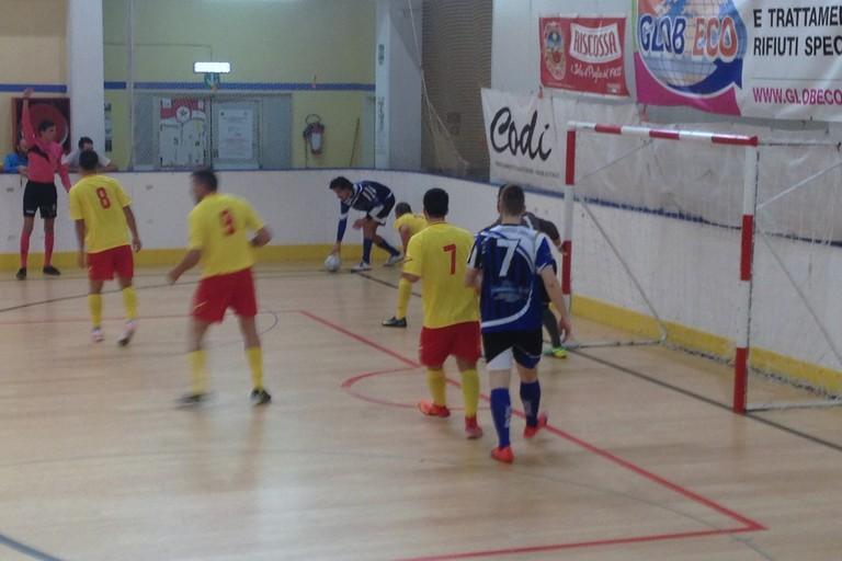 Futbol Cinco Bisceglie (Foto Nico Colangelo)