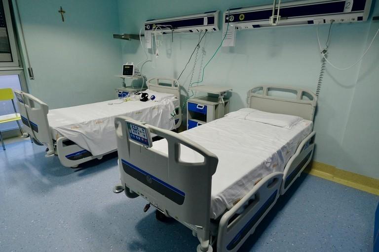 Ospedale Covid (repertorio)