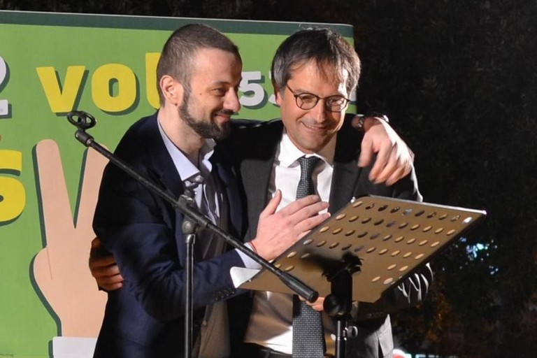 Pablo Rigante e Angelantonio Angarano