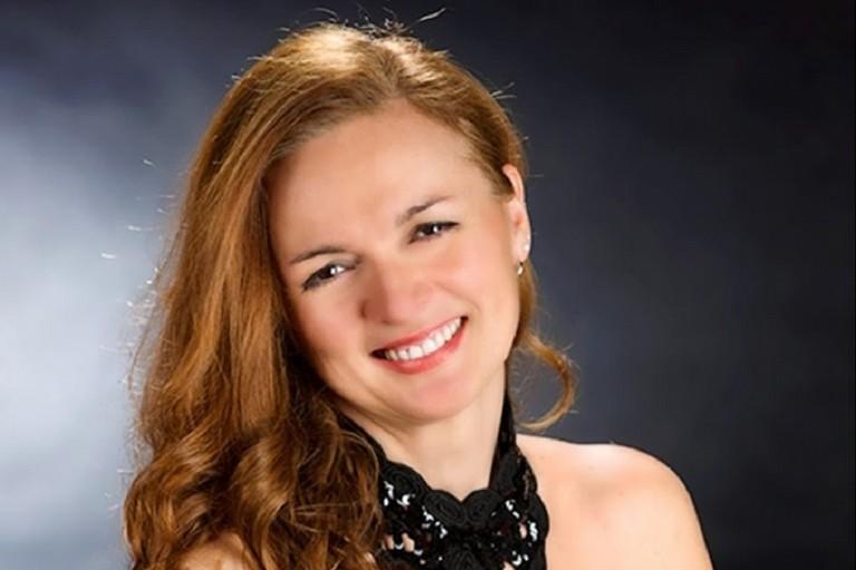 La compianta pianista Paola Bruni