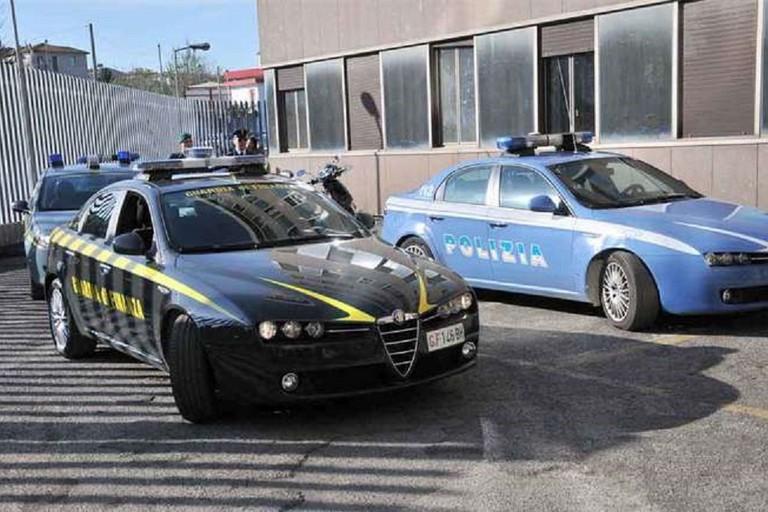 Polizia di Stato e Guardia di Finanza