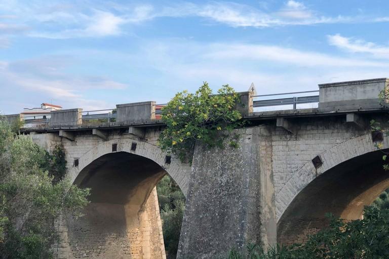 Ponte Lama. <span>Foto Nunzia Pasquale</span>