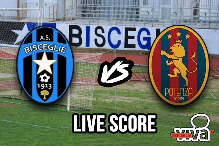 Bisceglie-Potenza, il live score. <span>Foto Cristina Scarasciullo</span>