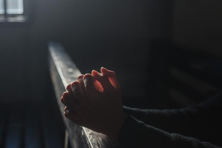 Fedele in preghiera (repertorio)