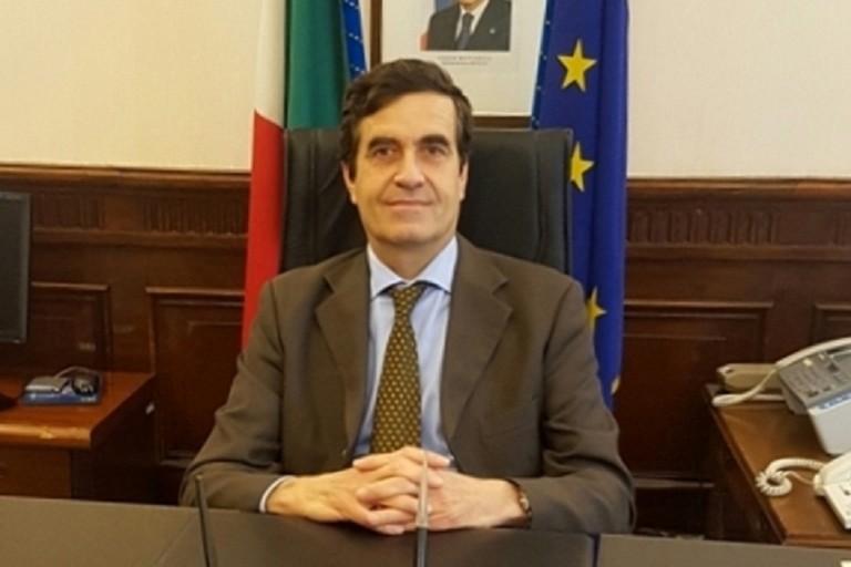 Il Prefetto Emilio Dario Sensi