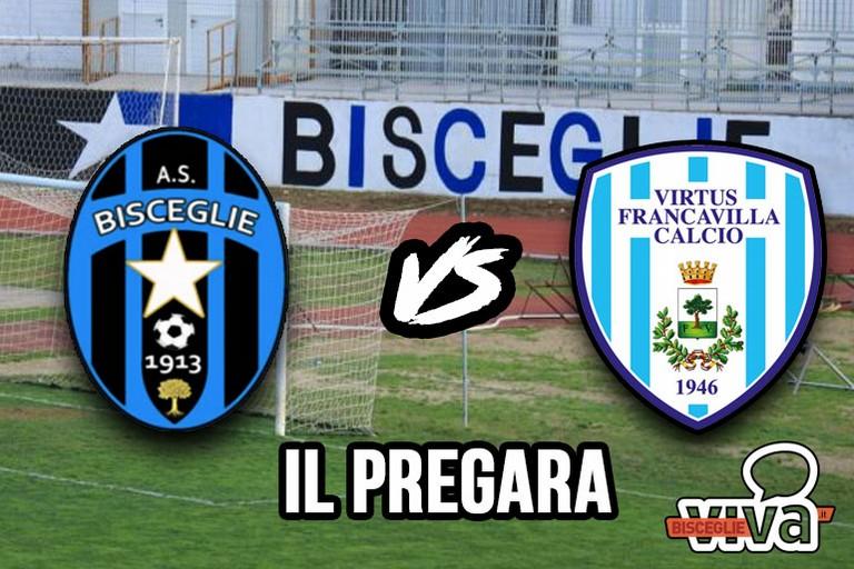 Bisceglie-Virtus Francavilla