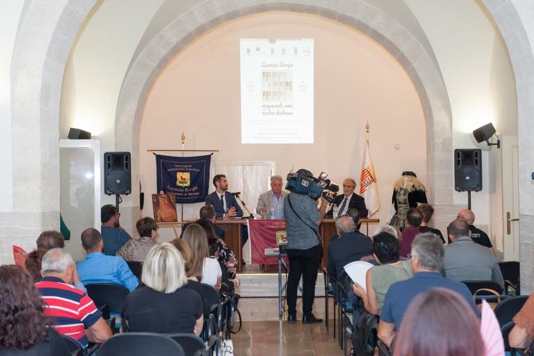 Premio Lucrezia Borgia 2018