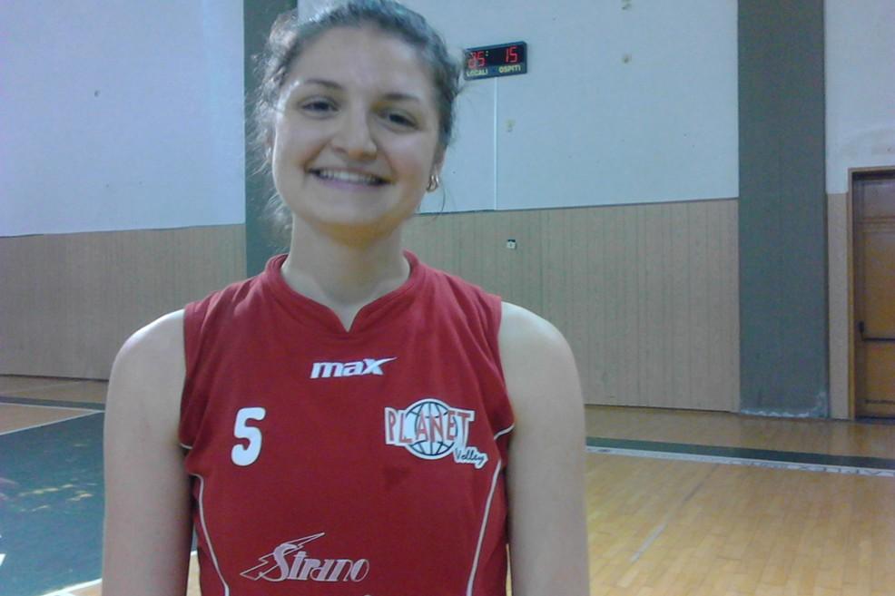 Ramona Ricchiuti, una biscegliese in Serie A