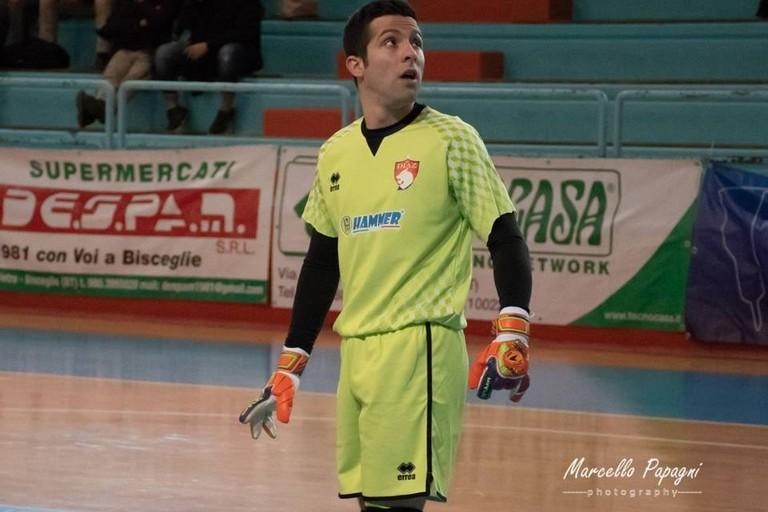 Raphael Giannantonio. <span>Foto Marcello Papagni</span>