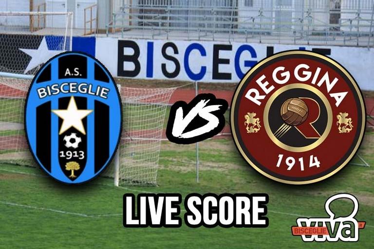 Bisceglie-Reggina, il live score (Foto Cristina Scarasciullo)