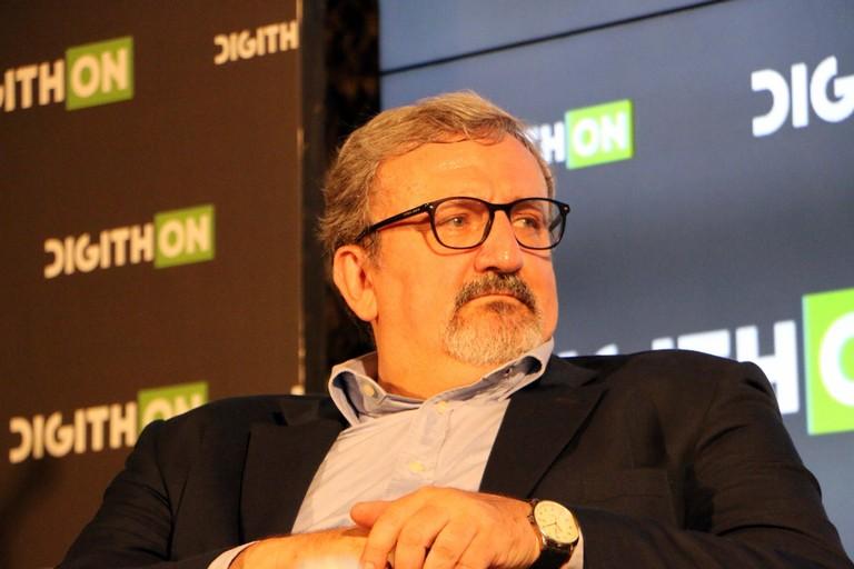 Michele Emiliano. <span>Foto Alberto Dell'Olio</span>