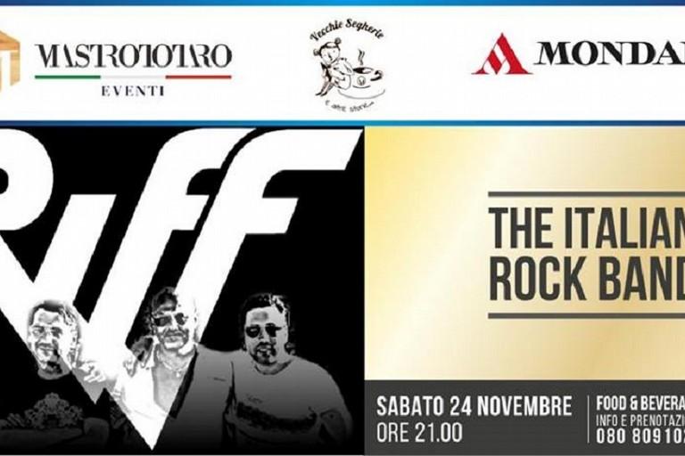 Riff - The Italian Rock Band