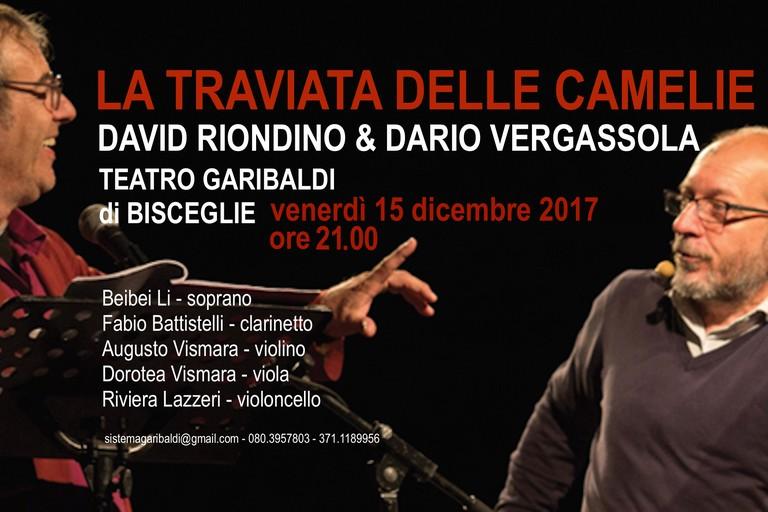 Dario Vergassola e David Riondino al Teatro Garibaldi
