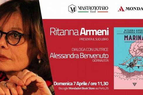 Ritanna Armeni presenta il libro