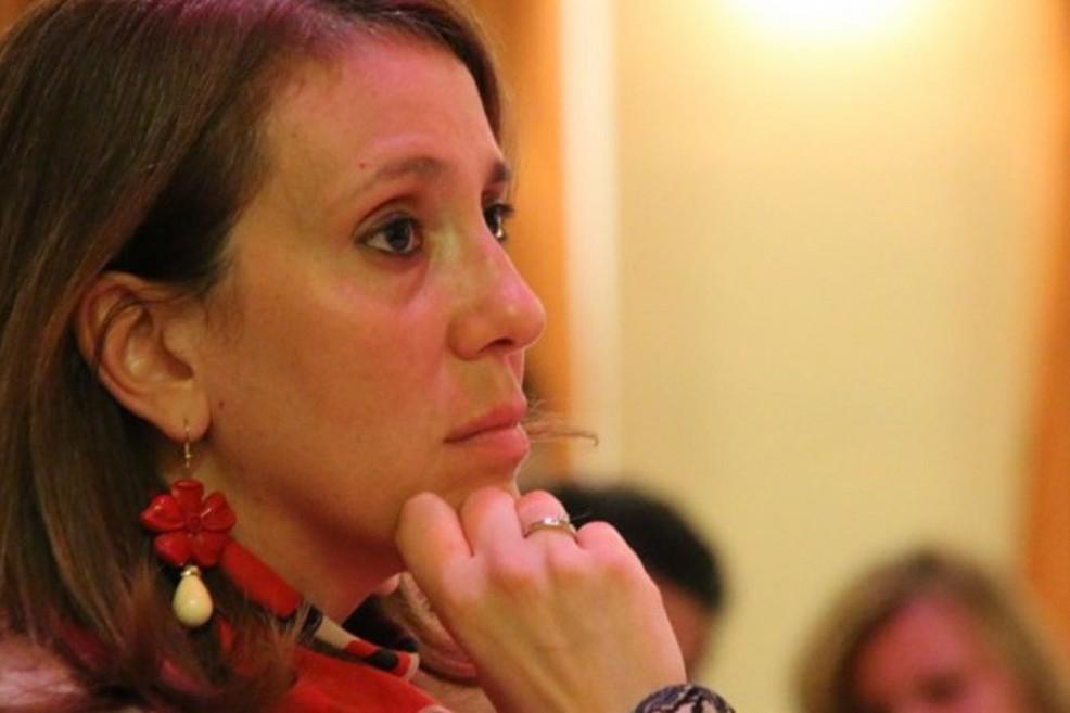 Roberta Rigante. <span>Foto Fabrizio Ardito</span>