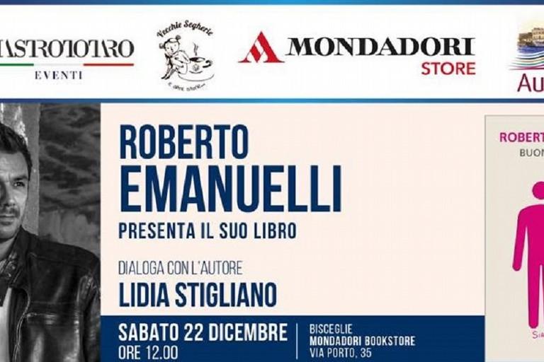 Roberto Emanuelli presenta il suo libro