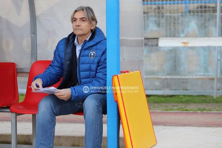 Rodolfo Vanoli. <span>Foto Emmanuele Mastrodonato</span>