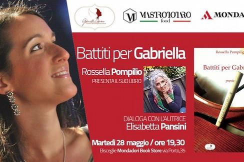 Rossella Pompilio presenta il libro