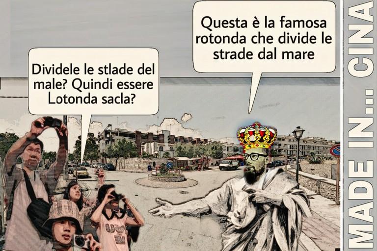 vignetta rotonda. <span>Foto Domenico Di Luzio</span>