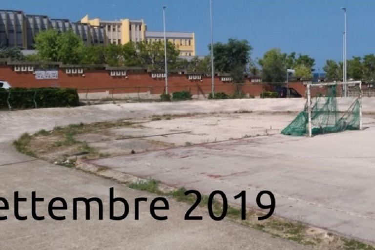 Campo sportivo Salnitro
