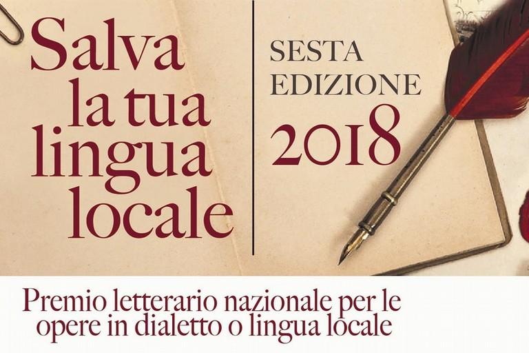 Salva la tua lingua locale 2018