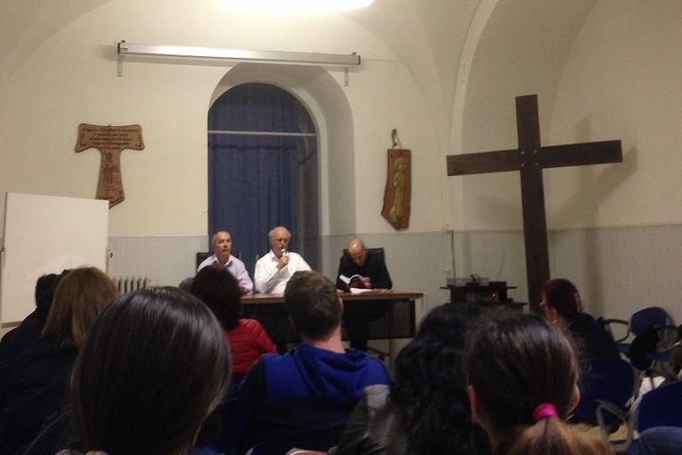 Sandro Calvani al Seminario Arcivescovile