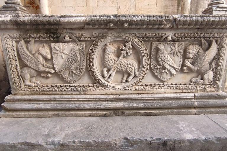 Tombe chiesa di Santa Margherita