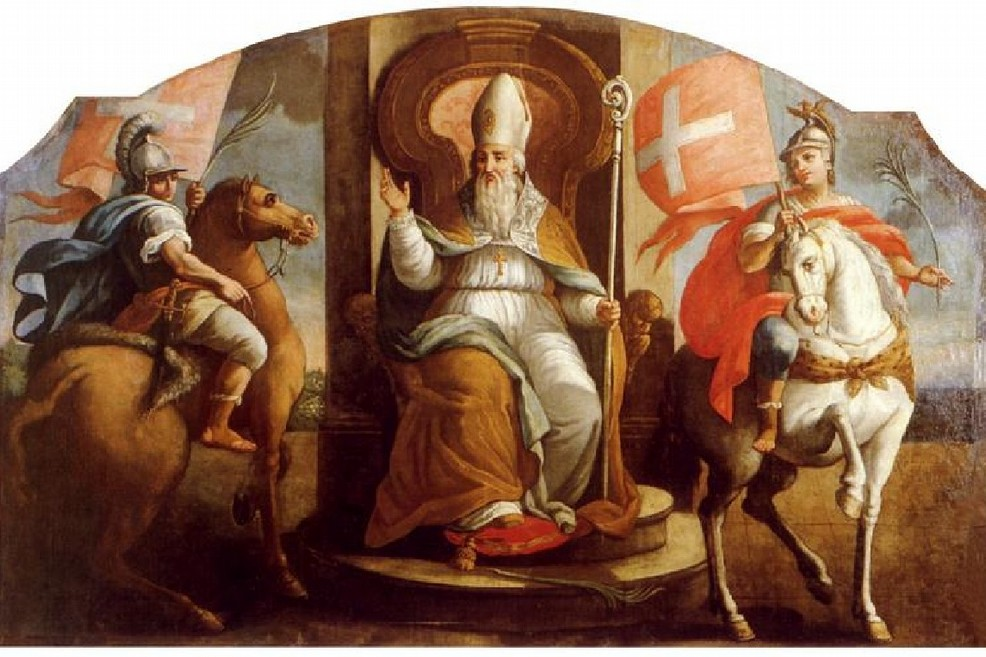 I tre Santi Martiri