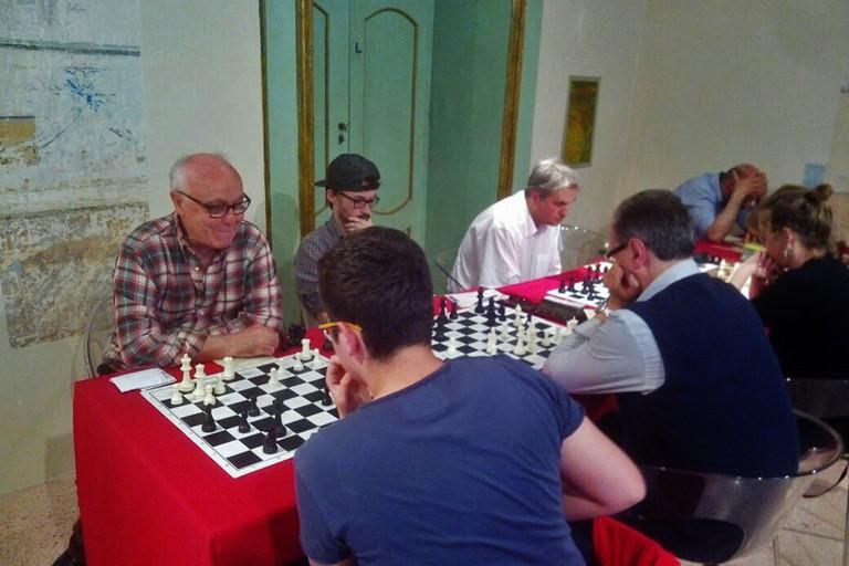 Il gruppo scacchi di Bisceglie costretto a sgomberare Palazzo Tupputi