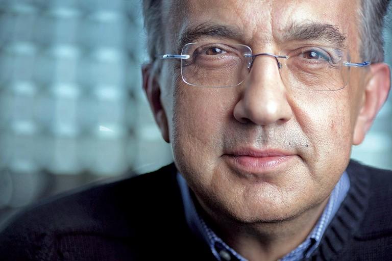 Sergio Marchionne (Foto Bloomberg)